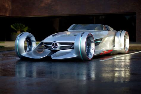 mercedes benz silver lightning techcracks mercedes benz silver arrow concept car