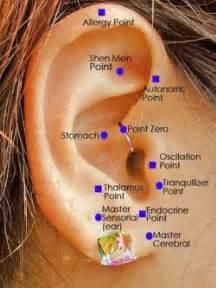 auricular acupuncture smiling