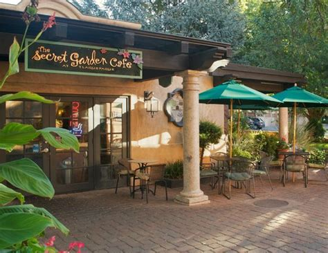 secret garden cafe sedona menu prices restaurant