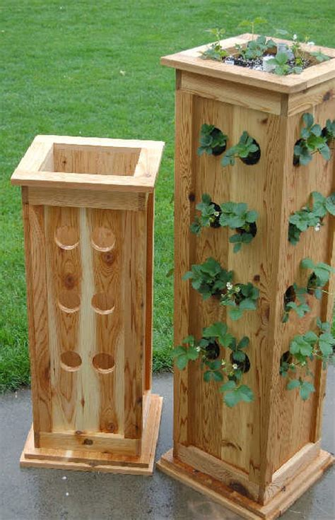 strawberry planter ideas discover and save creative ideas