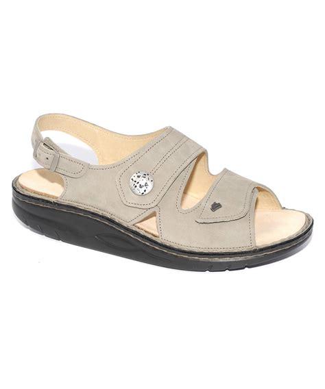 finn comfort sandals finn comfort women s sparks finnamic sandals in natural lyst