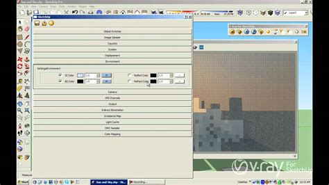 tutorial de vray para sketchup v ray for sketchup v ray sun v ray tutorials