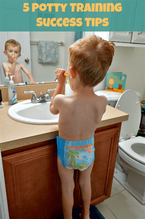 7 Tips On Potty Your Child by Potty Success Tips For Your Toddler