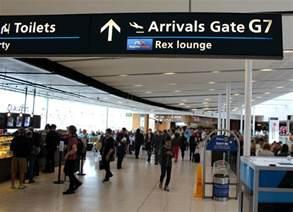 Car Rental Sydney Airport T2 Regional Express Rex Lounge Sydney Airport T2 Lounge Review