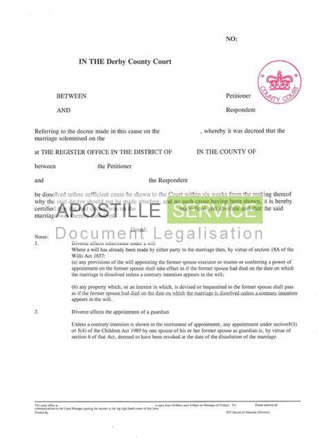 uk apostille certificate service legalising documents