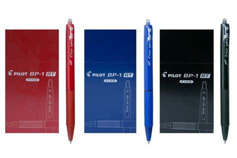 Pulpen Pilot Bp 1 Rt Black 0 7 pen pencil products stationery store in jb 新山区文具商