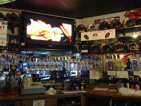 On Top Bar Ormond by Halftime Sports Pub Sports Bars Daytona Fl