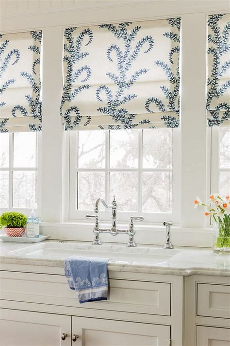 fabric window treatments best 25 kitchen curtains ideas on pinterest