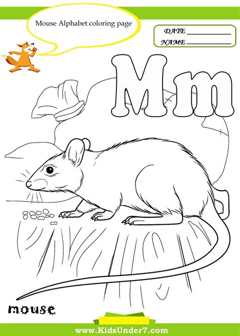 kindergarten coloring sheets letter m free coloring pages of letter m worksheets