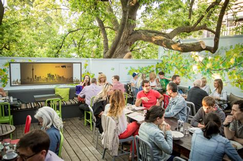 the top 50 new patios in toronto for 2014