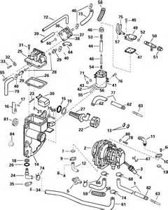johnson fuel components parts for 2003 90hp j90plstc