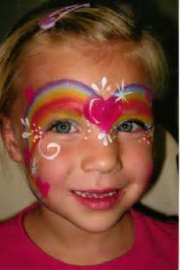 Kids face painting and children face paint designs