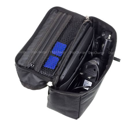 Cd Travelling Pouch 62 travel bag for tomtom go 6200 620 via 62 start 62 with accessory storage ebay