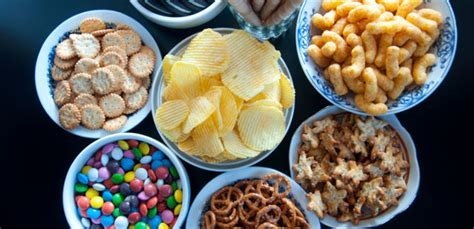 healthy unprocessed fats processed junk food makes you and lazy study finds