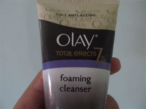 Olay Foam olay total effects 7 in one anti ageing foaming cleanser
