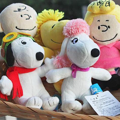 Boneka Tsum Tsum The Secret Of Pets Doll 9 Inch Orig get cheap peanuts snoopy toys aliexpress alibaba