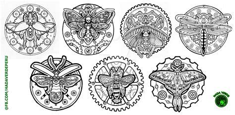 mechanic drawing steunk mechanic bugs drawing by kassandra00 on deviantart