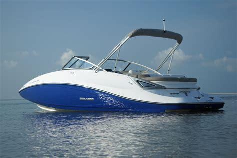 sea doo jet boat types types of boats sea doo onboard