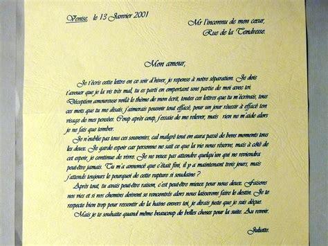 Présentation Lettre D Amour Niveau Quatri 232 Me Au Pied De La Lettre Page 4