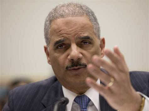 Eric Holder Criminal Justice Record The Justice Department Will No Longer Be Able To Label A Reporter A Criminal Co