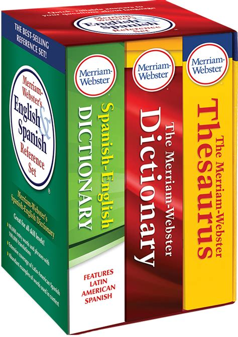 reference books dictionary shop for merriam webster bilingual dictionaries