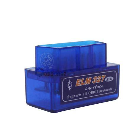 Mini Elm327 Bluetooth Obd2 V2 1 Automotive Test Tool mini elm327 bluetooth obd2 v2 1 automotive test tool blue jakartanotebook