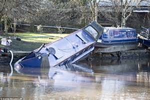 is north river boats still in business flood hit britons battle to save their property as storm