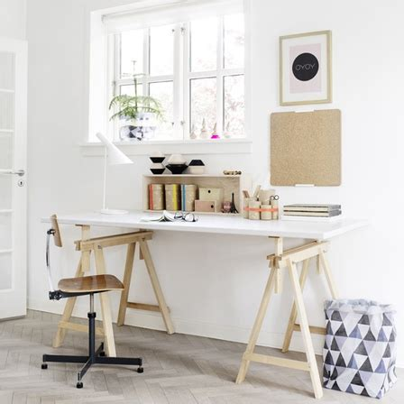 table l ideas diy desk ideas homedezine