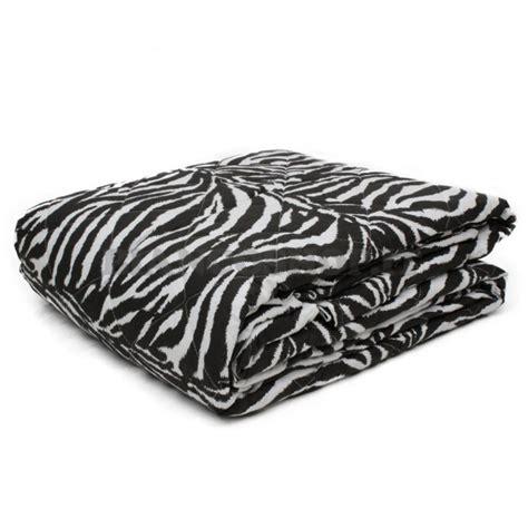 copriletto zebrato copriletto trapuntato animalier zebrato