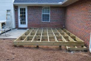 Pressure Treated Handrail Building A Deck Joist Spacing Deck Design And Ideas