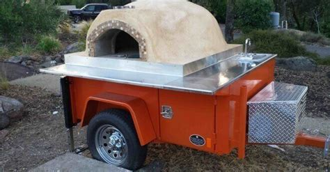 mobile pizza ovens mobile pizza ovens forno bravo authentic wood fired ovens