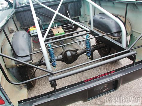 truck bed cage diesels on a diet light makes might diesel power magazine