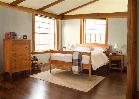 vermont shaker bedroom set vermont woods studios