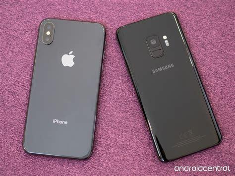 iphone j a dari mana iphone x versus samsung galaxy s9 mana yang lebih layak dibeli
