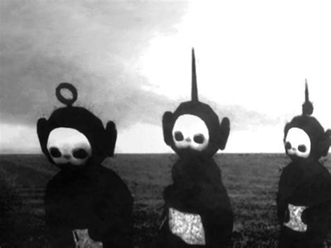 imagenes blanco y negro con movimiento ver los teletubbies en blanco y negro es terror 237 fico off