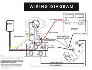 a winch for trailer wiring diagram wiring diagram schematic