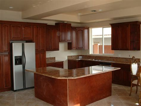 walnut kitchen ideas cherry walnut kitchen cabinets home design traditional