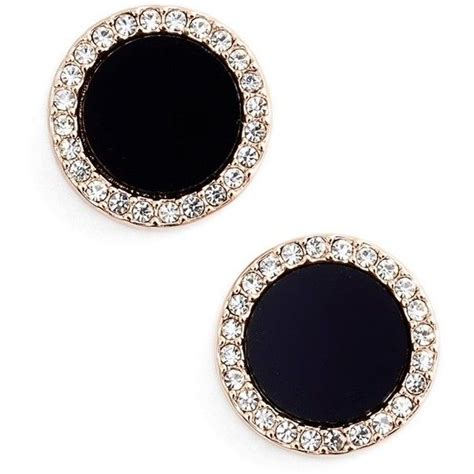 Black Earrings best 25 black earrings ideas on black stud