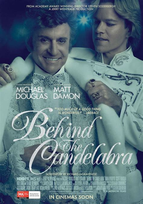 Behind Candelabra 2013 Full Movie Behind The Candelabra Is A 2013 American Drama Film