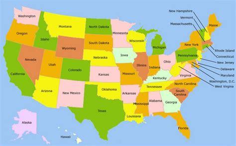 usa map states hd gli usa raggiungeranno il 100 di energia solare gli