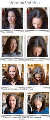 how to transition to gray hair from dyed 1000 ideas about gray hair transition on pinterest gray