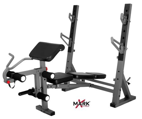 weight benches with weights included xmark international olympic weight bench review