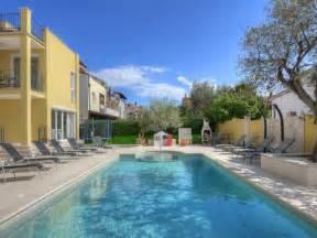 appartamenti croazia istria appartamenti villa con piscina in fazana istria