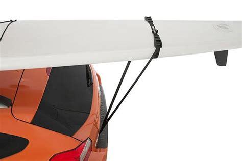Tying A Kayak To Roof Rack by Rhino Rack Kayak Tie Downs Free Shipping On Rhinorack Kayak Straps