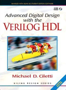 verilog hdl digital design and modeling books advanced digital design with verilog hdl edition 1 by