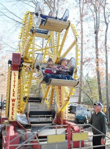 backyard ferris wheel along for the ride new kent charles city chronicle