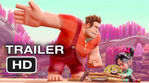 film q desire 2012 official trailer hd wreck it ralph official trailer 2 2012 disney animated