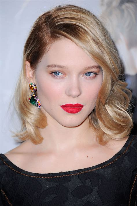 lea seydoux diet new bond spectre plays like a swan song and a long one
