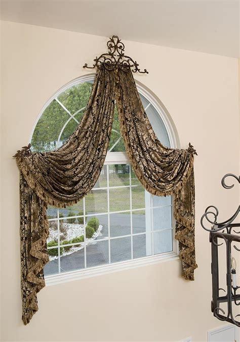 Klia Top E Covering Story arched window treatments klima design window