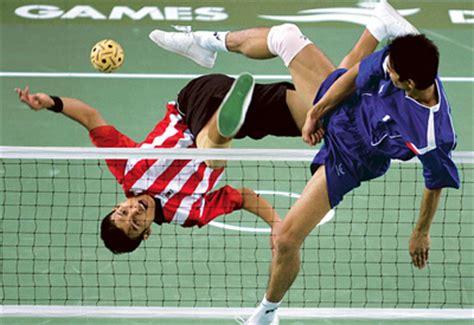 Net Takraw thai sports sepak takraw the coolest sport you ve never